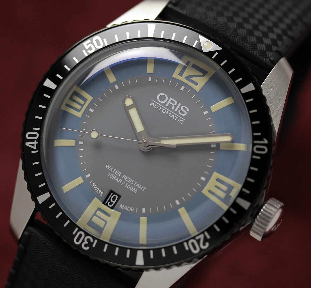 ORIS(オリス) ダイバーズ65 73377074065r