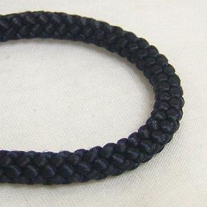 懐中時計用紐(ひも)黒