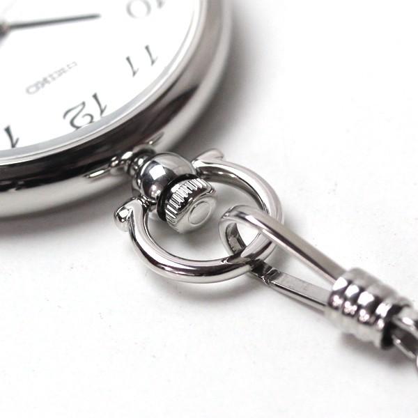 セイコー懐中時計 カンとリューズ部分