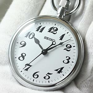 SEIKO鉄道時計