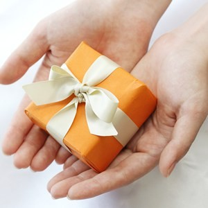 時計のプレゼント