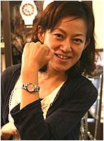 スイスミリタリー腕時計をお買上げいただきました山本様