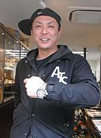 シーレーン腕時計をお買上げいただきました三木様
