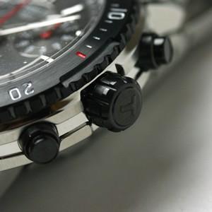 TISSOT ティソ PRS200 ダイバーズウォッチ 腕時計 クロノグラフ タキメーター 逆回転防止型ベゼル