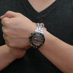 TISSOT ティソ PRS200 ダイバーズウォッチ 腕時計 正美堂男性スタッフ着用