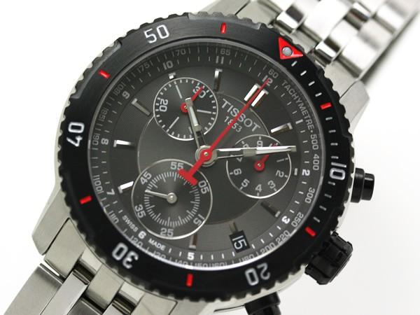 TISSOT ティソ PRS200 ダイバーズウォッチ 腕時計