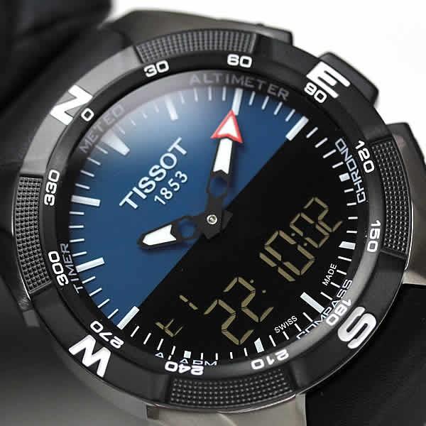 ティソ ティータッチ 時計