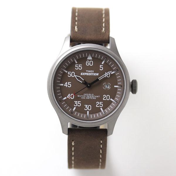 TIMEX タイメックス 腕時計 スタイリッシュ エクスペディション ミリタリーフィールド 詳細