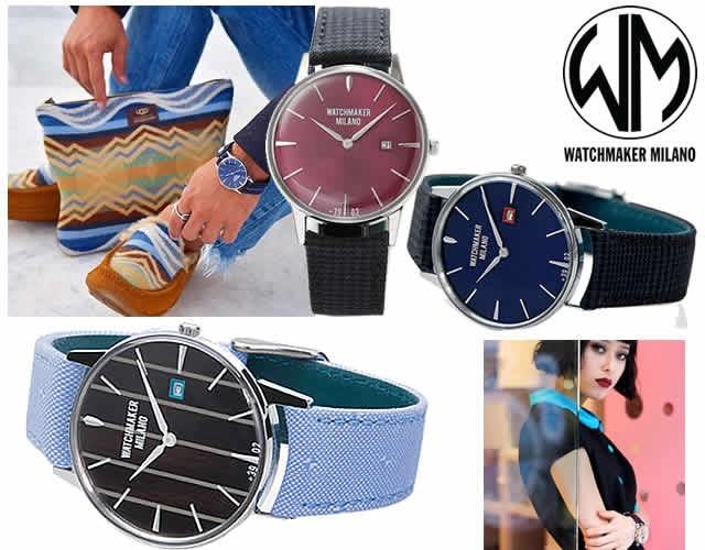 WATCHMAKER MILANO ウォッチメーカー ミラノ 腕時計