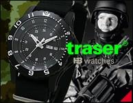 traser トレーサー 軍用時計ならこのブランド