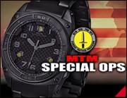アメリカブランドの腕時計MTM エムティーエム