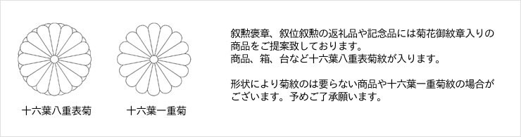 菊紋の種類