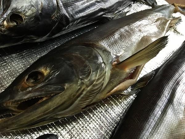 塩引き鮭通販