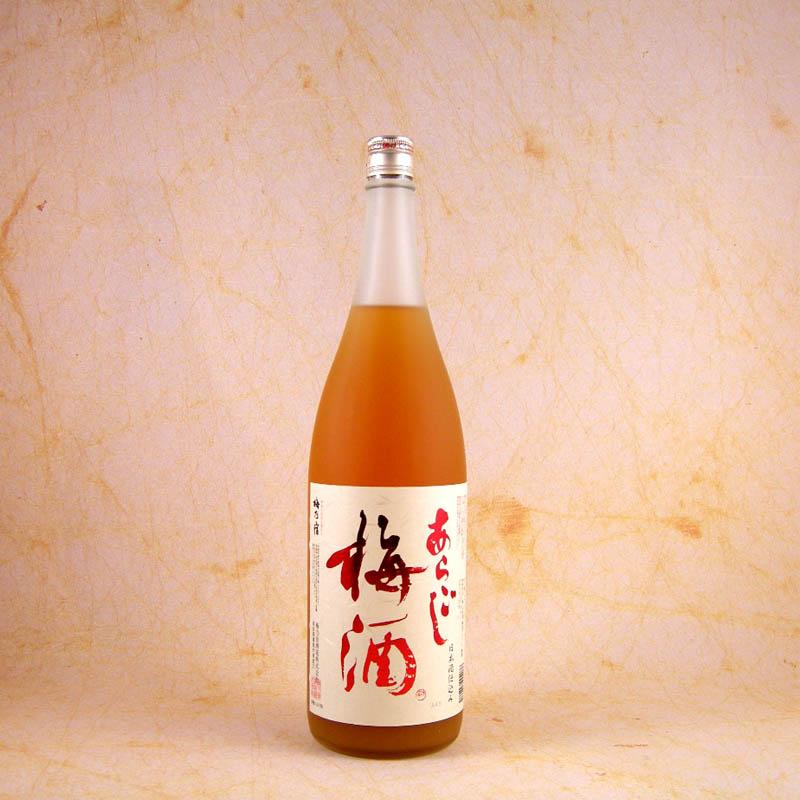 梅乃宿 あらごし梅酒 1800ml