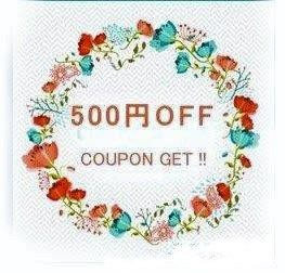 ☆ Thanks Coupon