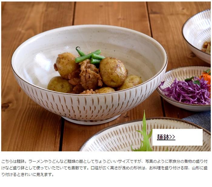 和食器 美濃民芸 麺鉢