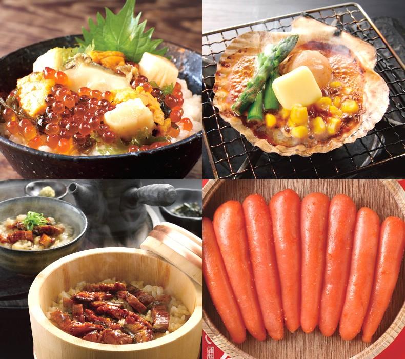 魚介類・海産物・海鮮惣菜