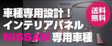 3Dパネル NISSAN