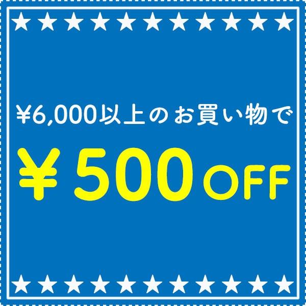 プレミアム会員感謝デー★6,000円以上ご購入で500円OFF★