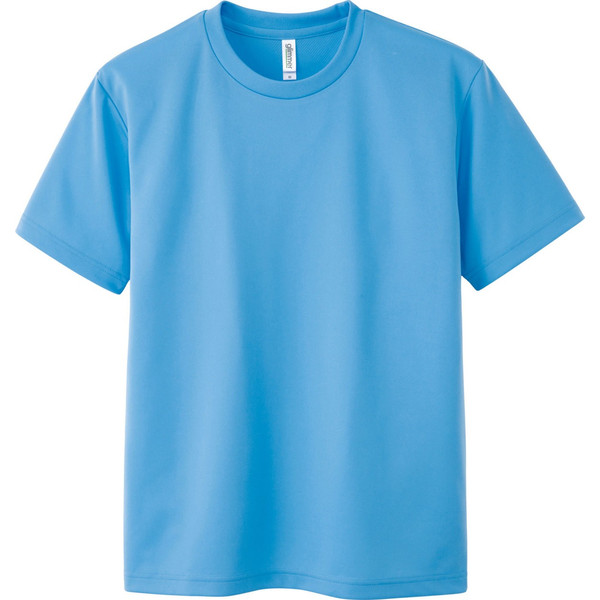 Tシャツ メンズ ドライ 速乾 無地 半袖 レディース グリマー(glimmer) 300-ACT 4.4オンス|t-shrtjp|24