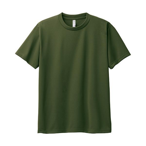 Tシャツ メンズ ドライ 速乾 無地 半袖 レディース グリマー(glimmer) 300-ACT 4.4オンス|t-shrtjp|27