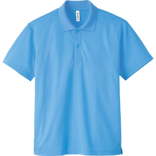 ポロシャツ メンズ 半袖 レディース 無地 吸汗 速乾 グリマー(glimmer) 4.4オンス 00302-ADP 302|t-shrtjp|24