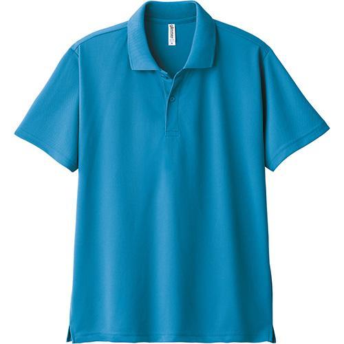 ポロシャツ メンズ 半袖 レディース 無地 吸汗 速乾 グリマー(glimmer) 4.4オンス 00302-ADP 302|t-shrtjp|30