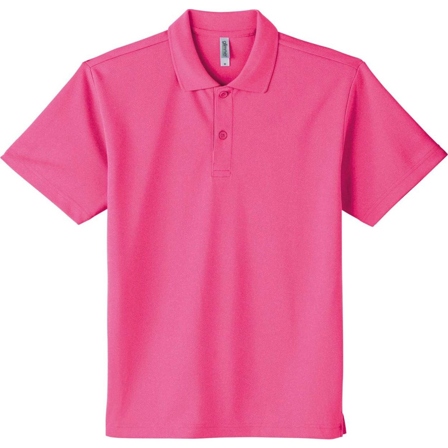 ポロシャツ メンズ 半袖 レディース 無地 吸汗 速乾 グリマー(glimmer) 4.4オンス 00302-ADP 302|t-shrtjp|27