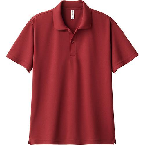 ポロシャツ メンズ 半袖 レディース 無地 吸汗 速乾 グリマー(glimmer) 4.4オンス 00302-ADP 302|t-shrtjp|20
