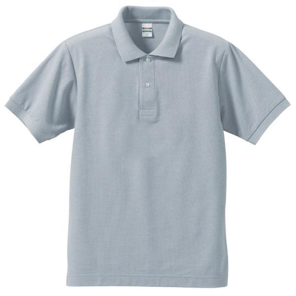 ポロシャツ メンズ 半袖 レディース 無地 ドライ 吸汗 速乾 ユナイテッドアスレ(United Athle) 5.3オンス 505001|t-shrtjp|20