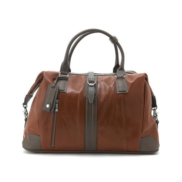 豊岡鞄 レザーボストンバッグ メンズ 日本製 本革 Ambition BK15-106 t-style 14