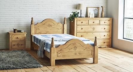 ファーマー ベッド