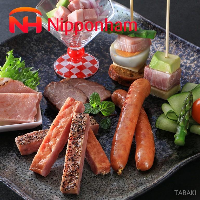 ハムイメージ日本ハム九州黒豚