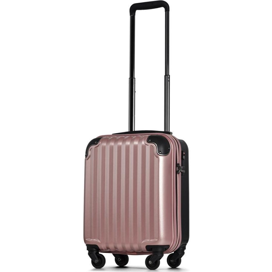 スーツケース キャリーケース 機内持ち込み SSサイズ 100席未満 LCC 300円コインロッカー対応 小型 軽量 おしゃれ TSAロック コンパクト 国内 旅行 静音 tabi 25