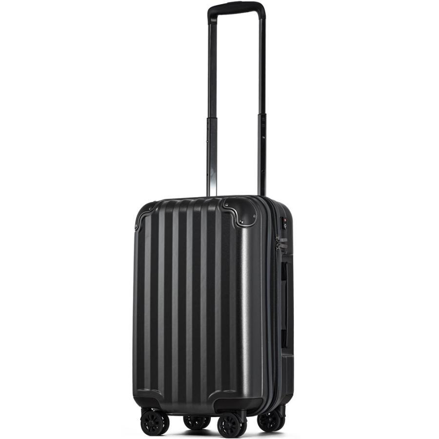 スーツケース 機内持ち込み 拡張 Sサイズ ブレーキ サスペンション 静音8輪 コインロッカー 小型 軽量 機内持込 キャリーケース おしゃれ おすすめ 国内 旅行 tabi 19