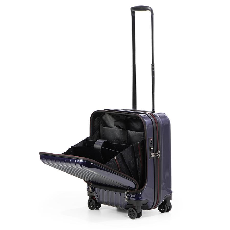 スーツケース キャリーケース 機内持ち込み Sサイズ フロントオープン 小型 軽量 ビジネスキャリー キャリーバッグ TSA フロントポケット 人気 おすすめ 出張 tabi 23