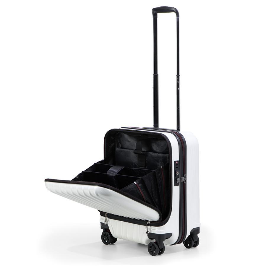 スーツケース キャリーケース 機内持ち込み Sサイズ フロントオープン 小型 軽量 ビジネスキャリー キャリーバッグ TSA フロントポケット 人気 おすすめ 出張 tabi 25