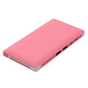 モバイルバッテリー TypeCモデル新登場 NEWモデル 4台同時充電可能 10000mAh 大容量 全てのスマホ、iPhoneシリーズに対応 ALPHA LING w-07|tabtab|28