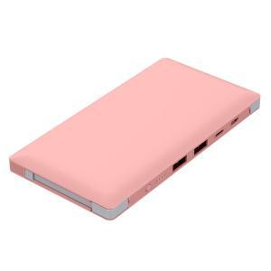 モバイルバッテリー TypeCモデル新登場 NEWモデル 4台同時充電可能 10000mAh 大容量 全てのスマホ、iPhoneシリーズに対応 ALPHA LING w-07|tabtab|30