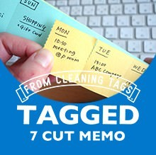 tagged project tagged 7cut memo yahoo ショッピング