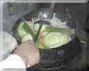 野菜炒め入れ