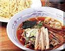 野菜入りつけ麺