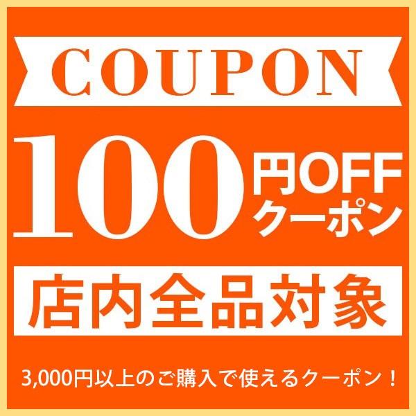 全商品対象 100円OFFクーポン