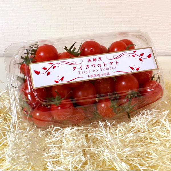 【川の手荒川まつりセット】タイヨウのトマトべにすずめ+昭和のトマトジャム・トマトジュースセットパッケージ1