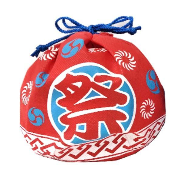 お菓子詰め合わせ お祭りミニ巾着 1袋 300円(la355・la355)|takaoka|05