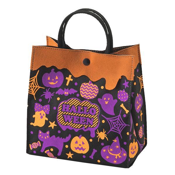 お菓子詰め合わせ ハロウィントート オールスター 300円 1袋(LA328)|takaoka|07