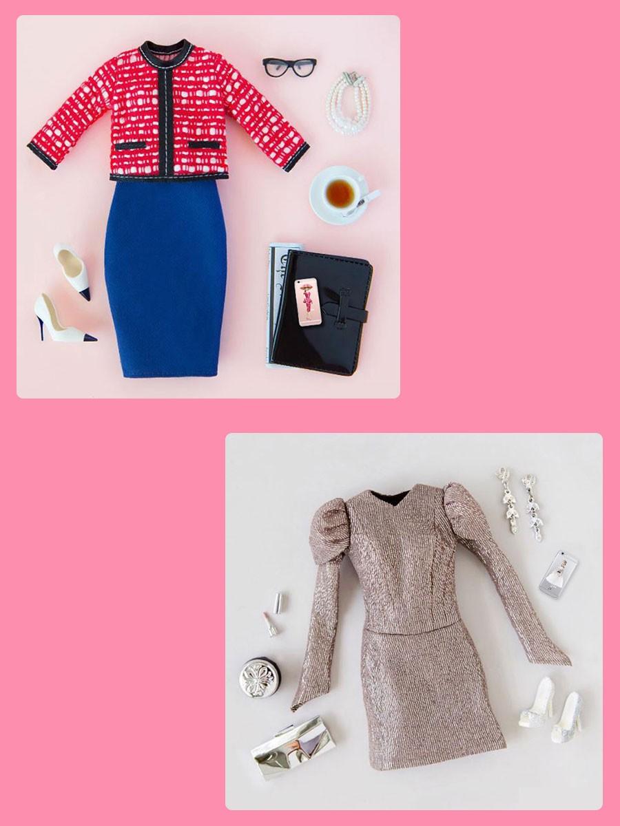 5843045508 アイフォン ケース カバー スマホ ケース iPhone case Barbie doll iPhoneケース バービー 人形 ドール クリア ピンク  ドレス おしゃれ ファッション /【Buyee】 ...