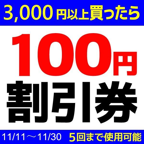 【対象者限定】3,000円以上(税込)のお買い物で使える100円OFFクーポン
