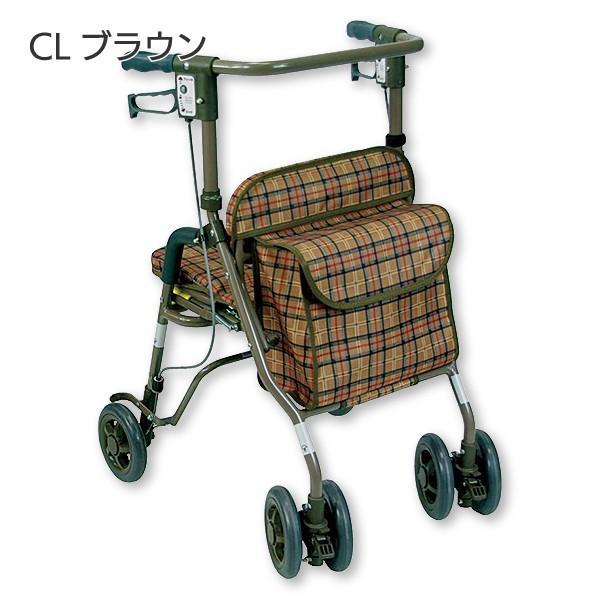 歩行器 高齢者 介護用品 福祉用具 歩行補助 歩行車  室内 屋外 島製作所 シンフォニーSP|takecare-delivery|05