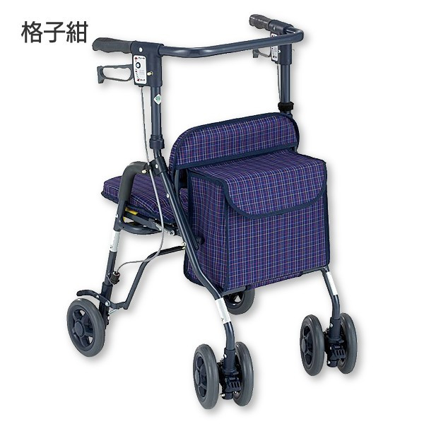 歩行器 高齢者 介護用品 福祉用具 歩行補助 歩行車  室内 屋外 島製作所 シンフォニーSP|takecare-delivery|06